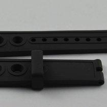 Breitling Kautschuk Armband Band 18mm 18-16 Für Dornschliesse...