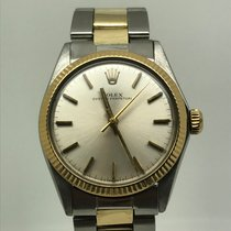 Rolex Oyster Perpetual 31MM STEEL GOLD