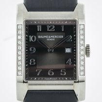Baume & Mercier Hampton Ladies, Stainless Steel, 20...