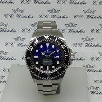 Rolex Deepsea sea dweller blue dial