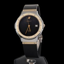 Hublot CLASSIC STEEL AND GOLD MEN SIZE