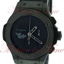 "Hublot Big Bang 44mm Chronograph ""St. Barth"", Black..."