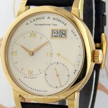 A. Lange & Söhne 101.021 Lange 1, Yellow Gold