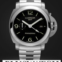 Panerai LUMINOR 1950 3 DAYS GMT 44MM PAM00329 PAM 329 329
