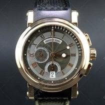 Breguet Marine chronograph pink gold full set