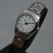 Ρολεξ (Rolex) Oyster Perpetual 25mm White EU LC Papers Mint