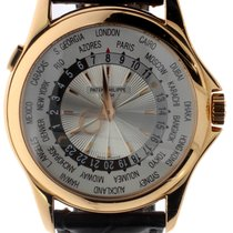 Patek Philippe Complications World Time Rose Gold 5130R