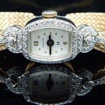 Hamilton Antique 0.60cttw F/VS Diamond Platinum & 14K Gold...