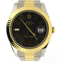 Rolex Datejust II steel and gold 116333