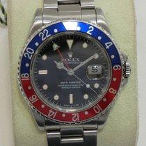 Rolex GMT-Master pepsi.