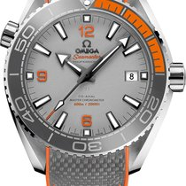 Omega Seamaster  Planet Ocean Titanium Gray Automatic  43.5mm