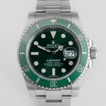 "Rolex Submariner Date ""5 Year Rolex Warranty"""