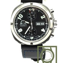 Anonimo Cronoscopio Mark II black dial NEW