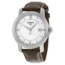 Tissot Men's T0974101603800 T-Classic Bridgeport Watch