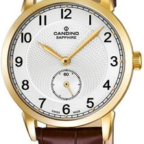 Candino Classic C4594/1 Damenarmbanduhr Klassisch schlicht