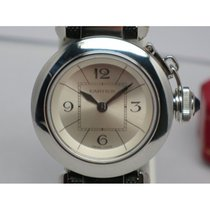 Cartier Pasha 2973  box and paper