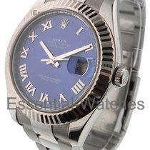 Rolex Unworn 116334 Datejust II - 41mm Stainless Steel -...