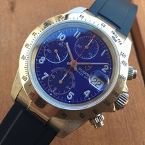 Tudor Rolex — Prince Date Chronograph Blue 79280 Top Condition...