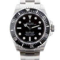 Rolex Sea Dweller 40mm Stainless Steel 116600 Mens Watch