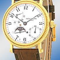 Patek Philippe Gent's 18K Yellow Gold  Ref. #5015 Complica...