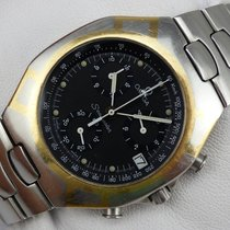 Omega Seamaster Polaris 1/100 Chronograph Quarz - Box &...
