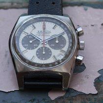 Zenith El Primero Panda Dial  chronograph a384 / a385