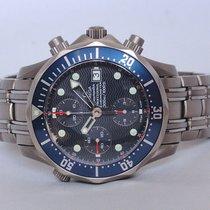 Omega Seamaster Chronograph Titanium 300M