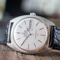 Omega Constellation Automatic COSC Steel/White Gold Day-Date