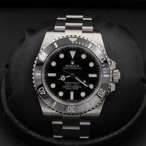 Rolex Submariner 114060 Stainless Steel