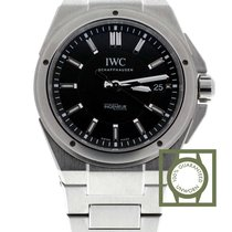 IWC Ingenieur Automatic 40mm black dial Limited Edition