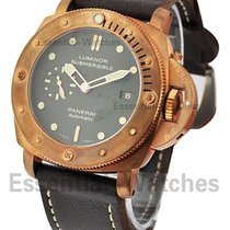 Panerai PAM00382 PAM 382 - Bronzo - 1950 Submersible 3 Day in...