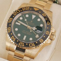 Rolex GMT Master II Oyster Perpetual 116718LN