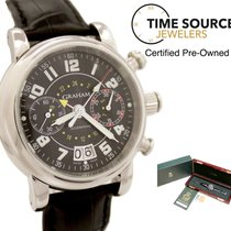 Graham Silverstone Chronograph Stainless Steel Auto 25195 Watc