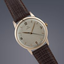 Omega Oversize gold filled manual watch 70th Birthday