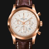 Breitling Transocean Chronograph 18kt Gold