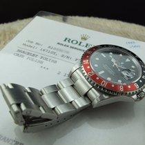 ロレックス (Rolex) GMT MASTER 2 16710 Coke Red/Black Bezel with RSC...