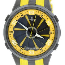 Perrelet Turbine Racing XL Yellow Stainless Steel