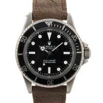 Rolex Submariner 40mm In Acciaio Meters First Ref. 5513