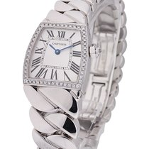 Cartier WE60039G La Dona de Cartier - Small Size - White Gold...
