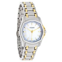 Wittnauer Montserrat Ladies 2Tone Quartz Watch 12L108
