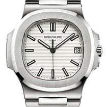 Patek Philippe Nautilus 5711 White Dial In Steel With Papers