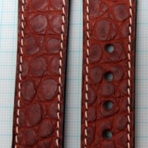 Jorg Hysek 21/18mm Brown Alligator Strap
