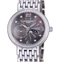 Patek Philippe Ladies 4958 G Moonphase 4958/1G