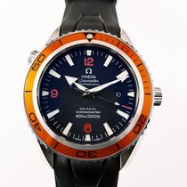 Omega 45mm Seamaster Planet Ocean 600m CO-Axial orange 2908.50.38
