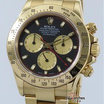 勞力士 (Rolex) Daytona 116528 Yellow Gold Box Papers