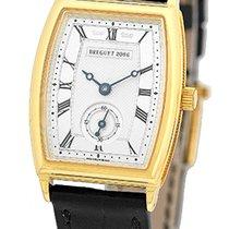 """Breguet """"Heritage"""" Strapwatch."""