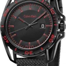ck Calvin Klein Earth K5Y31ZB1 Herrenarmbanduhr Sehr Sportlich
