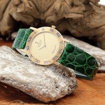 Corum Romulus 750er Gelbgold Damen Armbanduhr Ref. 50.101.56