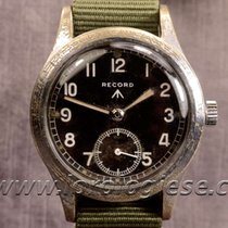 "Record Vintage ""dirty Dozen"" Style Military Watch Cal...."