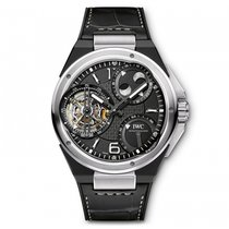IWC Ingenieur Constant-Force Tourbillon in Platin u. Keramik